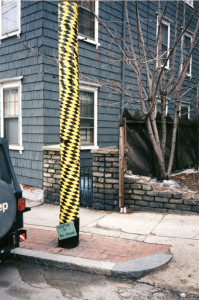Pole On Wickenden Street