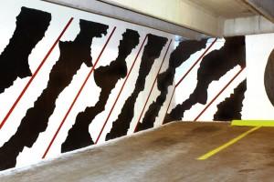 Pawtucket Garage Mural
